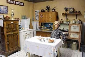mcfarland historical society 1920 u0027s kitchen
