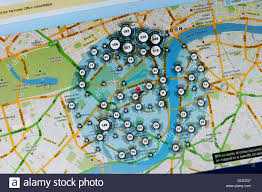 Crime Map New Orleans On Touristic Map Of London World Maps