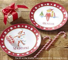personalize plates the on the shelf personalized plates pottery barn kids