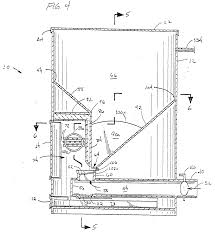 Pellet Burner Patent Ep0854324a2 Natural Draft Pellet Stove Google Patents
