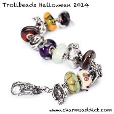 chamilia halloween beads trollbeads halloween 2014 collection release charms addict