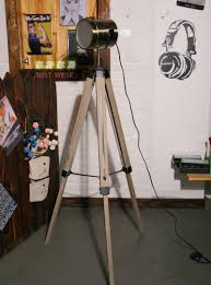 Living Room Light Stand by Retro Floor Lamp Pairs Air Force Tripod Standard Lamp Vintage