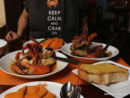 cuisine colombo food review ministry of crab at colombo sri lanka the best