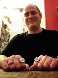 silver chaos rings images Illuminates of thanateros badass jewellery jpg