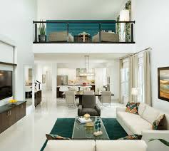 barano model home interior design contemporary living room