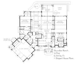 skywalker ranch house plan residential home building plans floor plans architectural drawings blueprints from elegant house plans