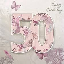 50th birthday cards vintage happy 50th birthday card