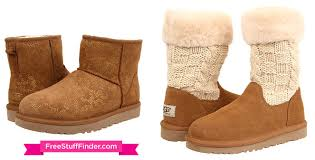 ugg sale coupons up to 75 ugg sale from 14 99 free stuff finder