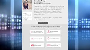 airbnb job interview airbnb obsessed woman u0027floors u0027 ceo with job application youtube