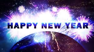 HAPPY NEW YEAR 2019  v 624  Countdown Timer with Sound Effects and