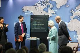 Queen Elizabeth Ii House by File Hm The Queen Formally Launched The Queen Elizabeth Ii Academy