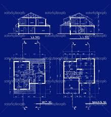 apartments blueprints of houses plain architecture blueprints