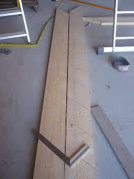 limon d escalier en bois réaliser un escalier simple en bois le blog de etienne et lila
