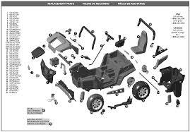 polaris rzr 800 parts diagram periodic u0026 diagrams science