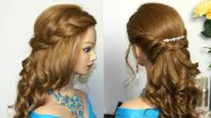 romantic prom hairstyle video dailymotion