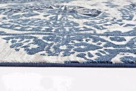 Blue And White Area Rugs Blue White Contemporary Area Rug Rugs Empire