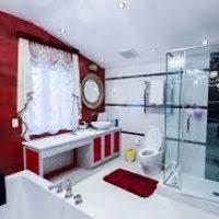 Blue And Black Bathroom Ideas Red White And Black Bathroom Ideas Thesouvlakihouse Com