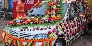 indian wedding car decoration wedding car decoration in delhi wedding eye indian wedding