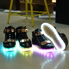 ladies light up shoes led shoes 2016 light up shoes colorful casual sneakers for men women