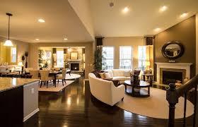 open layout floor plans open floor plan layout all hardwood floors through to hearth room