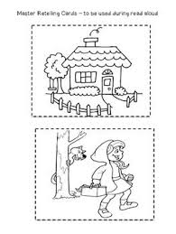31 prek red riding hood images red