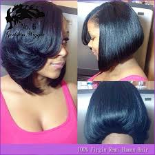 bob haircuts with feathered sides gallery bob with feathered bangs black hairstle picture