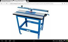 kreg prs1045 precision router table system kreg precision router table system router forums