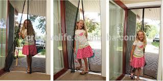 Patio Door Magnetic Screen Magnetic Screens For Patio Doors Outdoor Goods