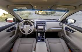 nissan altima interior backseat 2015 nissan altima 2 5sl review