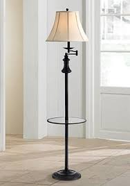 Yasmin Floor Lamp Black Task Reading Floor Lamps Lamps Plus