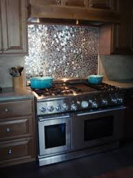 stove splash guard stainless steel mixed up mosaic kitchen backsplash backsplash