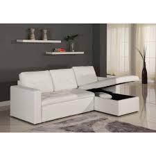 canapé d angle convertible cuir blanc canapé d angle convertible blanc coin du design