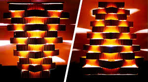 how to make diwali lantern home decor akash kandil lamp youtube