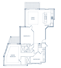 Two Bedroom Floor Plan by Club Two Bedroom Grande Bay Resortgrande Bay Resort