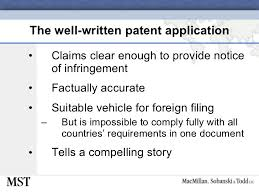 09 the u s patent process conception to filing
