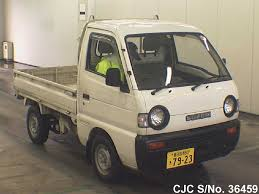 suzuki carry truck 1992 suzuki carry truck for sale stock no 36459 japanese used