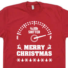 merry shitters t shirt vacation shirt