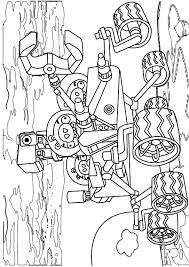 kids fun 9 coloring pages angry bird space