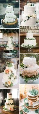 wedding cake greenery 50 worthy wedding cake ideas for your special day