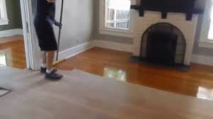 Laminate Floor Refinishing Wood Floor Refinishing Recoating Phoenix Arizona Youtube