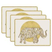eclectic elephant ring holder images Buy elephant tables from bed bath beyond
