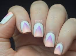 matte pastel gradient with white cutouts tip use painter u0027s tape