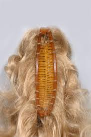 banana clip for hair wigs by mona riva by mona