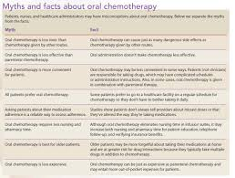oral chemotherapy not just an ordinary pill american nurse today