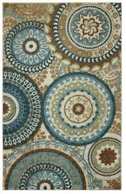 Chocolate Area Rug Teal And Brown Rug Roselawnlutheran