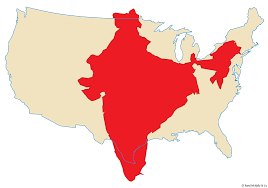 India On A Map Usapakistan Allies Or Foes Iakovos Alhadeff India Us Map Together