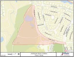 Plano Texas Zip Code Map by Vector Control Plano Tx Official Website