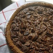 pecan pie thanksgiving black bottom pecan pie recipe saveur