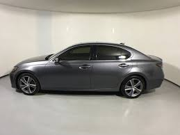 2016 used lexus gs 350 4dr sedan rwd at porsche north scottsdale