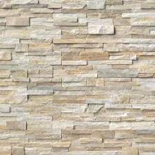 Stacked Stone Veneer Backsplash by Best 25 Stone Veneer Panels Ideas Only On Pinterest Faux Stone
